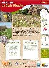 MONESTIES - La Borie Blanche