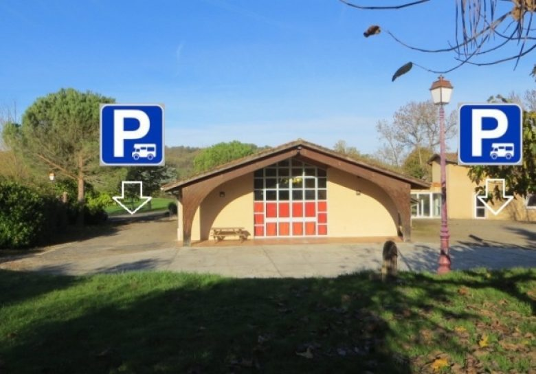 Parking CampingCar2