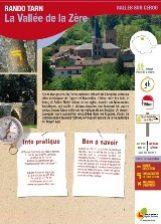 SALLES - La vallée de la Zère